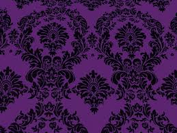 Purple Damask Wallpaper by Amazon Com Taffeta Flocking Damask Purple 58 Inch Wide Fabric By