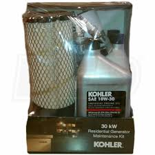 kohler gm62348 maintenance kit for 30res standby generators