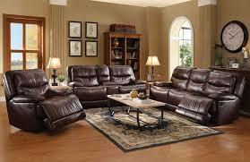 Burgundy Living Room Set by Von Furniture Remington Formal Living Room Set