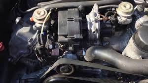 mercedes benz m112 e320 timing chain replacement