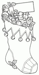 christmas stocking coloring pages 262 best christmas coloring pages images on pinterest coloring
