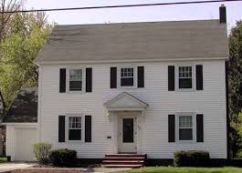 colonial new england house style house design plans