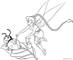 disney fairies printable coloring pages funycoloring