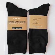 Super Socks Supersoft Black Bamboo Socks By Attic Notonthehighstreet Com