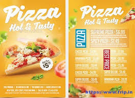 flyer menu template 10 best pizza menu flyer print templates 2017 frip in