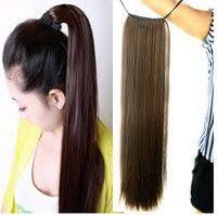 Hochsteckfrisurenen Clip Extensions by Die Besten 25 Ponytail Hair Ideen Auf