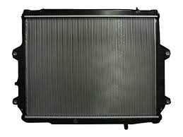 radiator assembly toyota hilux kun16 kun26 manual transmission