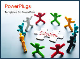 team powerpoint template free download teamwork presentation free