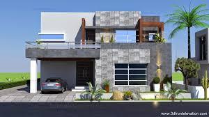 3d front elevation com arab front elevation