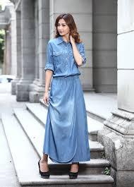 denim dresses collection on ebay