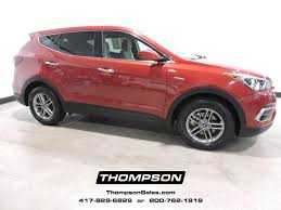 used hyundai suvs for sale used hyundai vehicles for sale in springfield mo thompson buick gmc