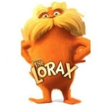 Lorax Halloween Costume Transformed Orange Shirt U0026 Yellow Fleece Lorax