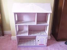 girls dollhouse bed bedroom cute kidkraft dollhouse bookcase make interesting kids