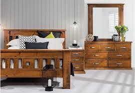 settler 4 piece dresser queen bedroom suite katalogue