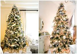 artificial christmas tree with lights pre lit christmas trees differences between incandescent and led