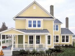 exterior house paint color combinations sunrooms pinterest
