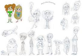 list of butterfly s vs the forces of evil