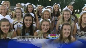 crockett high school yearbook friday morning kickoff at david crockett high school
