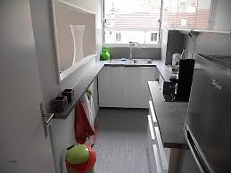 plaque inox pour cuisine plaque inox brossé pour cuisine meuble de cuisine avec plan