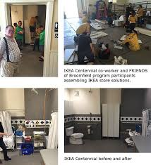 ikea furniture donation life improvement challenge ikea