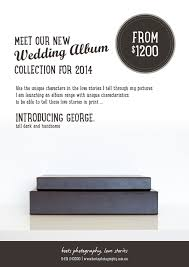 Unique Wedding Albums Wedding Albums With Character
