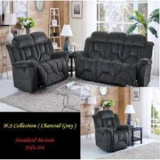 fabric recliner sofas dual recliner sofa with console