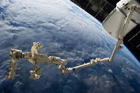 how fast does the space station travel images Nasa iss rapidscat jpg