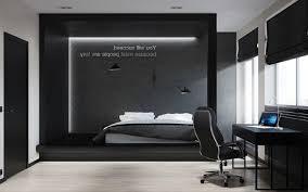 chambre noir blanc noir et blanc 40 chambres à coucher qui font rêver