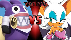 image what if death battle nabbit vs rouge the bat jpg death