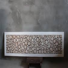 Home Decor Store Toronto Handcrafted Fir Wood Chip Wall Art Sculpture Home Office