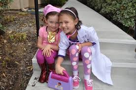 Doc Mcstuffins Halloween Costume Diy Costumes 2012 Fox 5 Mama Mary Show