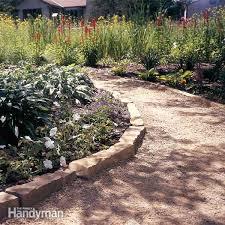 Backyard Walkway Designs - skillful ideas garden pathway designs walkways and garden