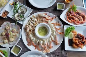 fu fu cuisine ก งหอยป ปลาแบบไม อ น ยกมาเส ร ฟก นถ งท ก บร าน เพราะด