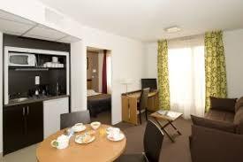 chambre d hotel avec cuisine chambres appart hôtel lyon bioparc