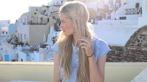 hair styles for vacation tutorial 3 easy hairstyles for vacations youtube