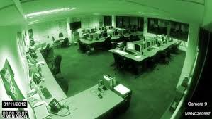 3 reasons the lights flicker in one room of your house video shows manchester office u0027haunted by a poltergeist u0027 daily