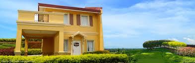 carmela house model price u20b1 4 255 000 camella homes dos rios
