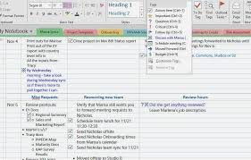 onenote calendar template jenn s doings a list by any other name is still a list