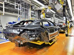 bmw factory assembly line the painstaking process of building a porsche panamera wired