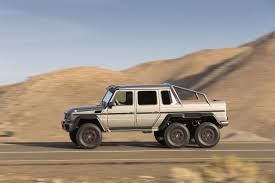 mercedes g63 amg suv 6x6 mercedes g63 amg 6x6 is the largest and most road