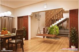 new model home interiors kitchen design kerala houses interior design