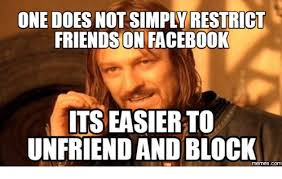 Best Memes On Facebook - 25 best memes about facebook unfriend meme facebook unfriend