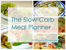 fairly exhaustive slow carb food list finding my fitness