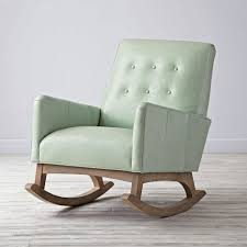 Rocking Chair Chicago Everly Retro Rocking Chair The Land Of Nod