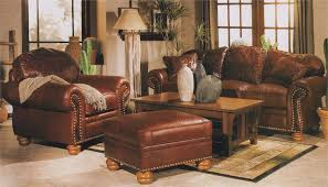 living room awesome leather living room set leather sofas for
