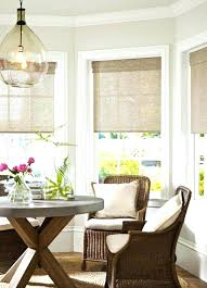 Curtains For Dining Room Windows Curtains For Bay Windows Home Decorating Trends Curtains For Bay