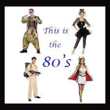 all eighties all the time 80s costumes