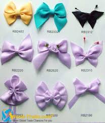 different types of hair bows different types of bows ribbon type of ribbon hair