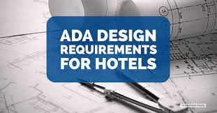 Deluxe Wheelchair Accessible Ada Shower Understanding Ada Design Requirements For Hotels