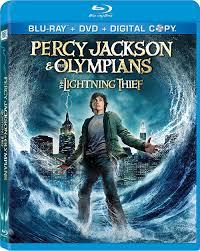 Percy Jackson y El Ladrón del Rayo [BD25]